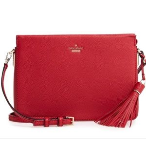 🌸 NWT Kate Spade Kingston Dr- Naomi Leather   Bag